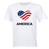 Love America - Adults - T-Shirt - BuyAbility South Africa