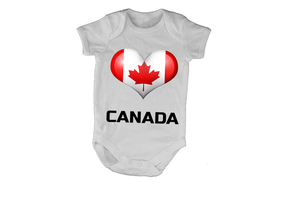Love Canada - Baby Grow - BuyAbility South Africa