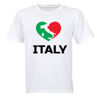Love Italy - Adults - T-Shirt - BuyAbility South Africa
