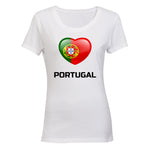 Love Portugal - Ladies - T-Shirt - BuyAbility South Africa