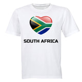 Love South Africa - Kids T-Shirt - BuyAbility South Africa