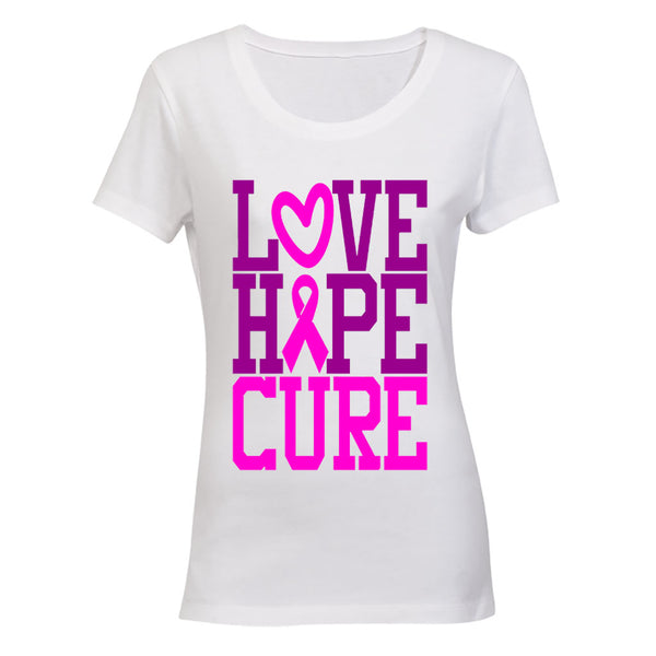 Love. Hope. Cure BuyAbility SA