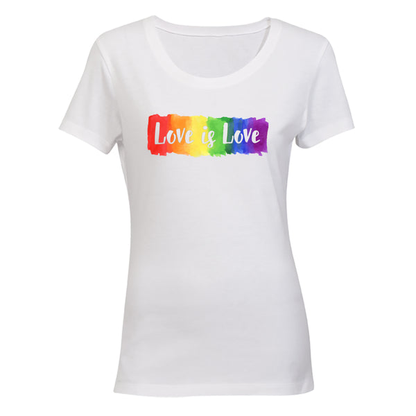 Love is Love, Pride - Ladies - T-Shirt - BuyAbility South Africa