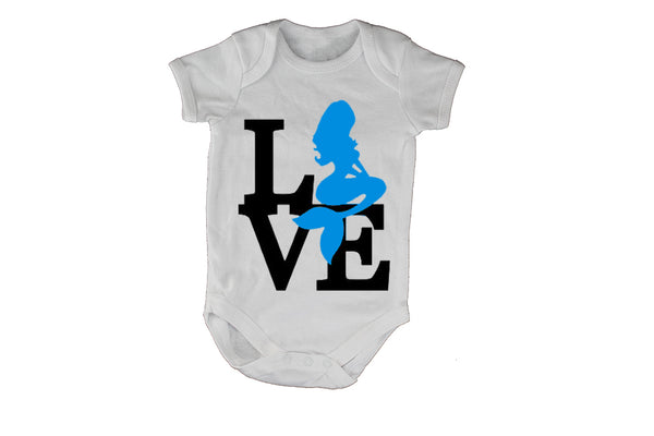 Love Mermaids - Baby Grow - BuyAbility South Africa