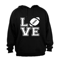Love Rugby - Hoodie - BuyAbility South Africa