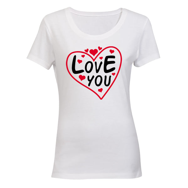 Love You - Valentine Inspired - BuyAbility South Africa