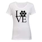 Love Animals - Ladies - T-Shirt - BuyAbility South Africa