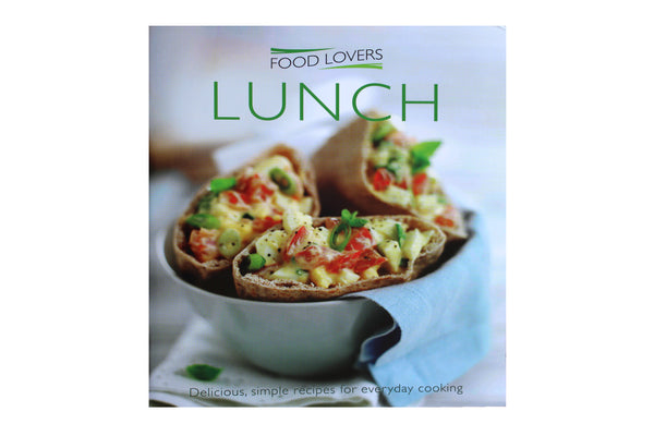 Lunch, Food Lovers – 22 Recipes - BuyAbility South Africa
