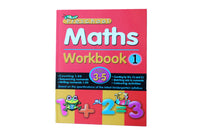 Preschool Maths Workbook 1 (Ages 3-5) - BuyAbility South Africa