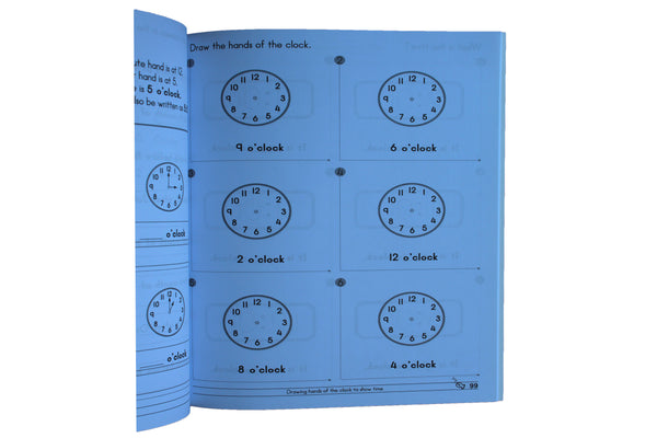 Pre-Primary Maths Workbook 1 (Ages 5-7) - Educational - BuyAbility