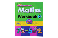 Preschool Maths Workbook 2 (Ages 4-6) - BuyAbility South Africa