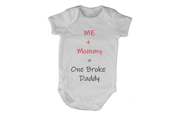 Mommy + Me = One Broke Daddy!