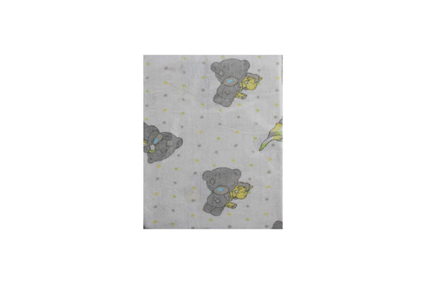 Me to You Teddy Bear – Muslin Blanket