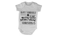 Merry Little Christmas - Baby Grow - BuyAbility South Africa