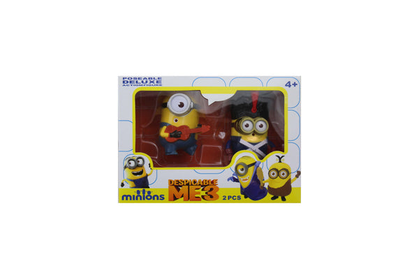 Two Piece Guitar and English Guard Minions Set