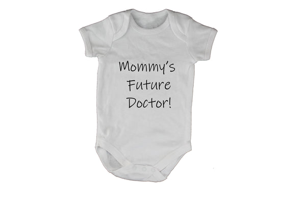 Mommy's future Doctor!