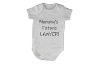 Mommy's future Lawyer