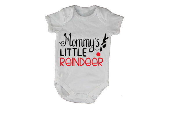 Mommy's Little Reindeer - Christmas - Baby Grow - BuyAbility South Africa