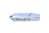 Mother To Be – White Sash - BuyAbility South Africa
