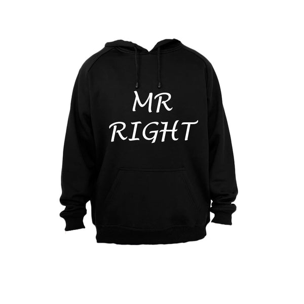 Mr Right - Hoodie - BuyAbility South Africa