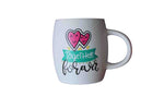 'Together Forever' – Large Mug