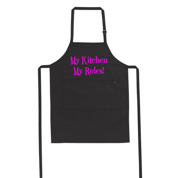 My Kitchen, My Rules - Pink