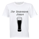 My Drinking Shirt - Beer! - Adults - T-Shirt