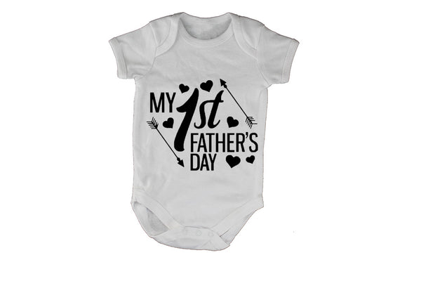 My 1st Fathers Day - Hearts and Arrows - BuyAbility South Africa
