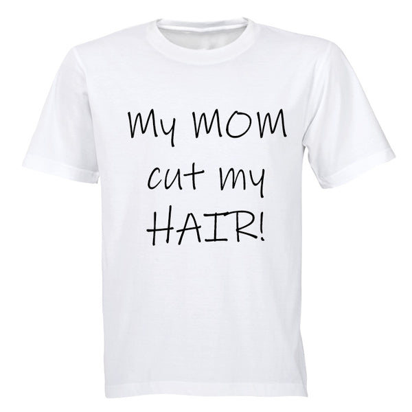 My Mom Cut my Hair - BuyAbility South Africa