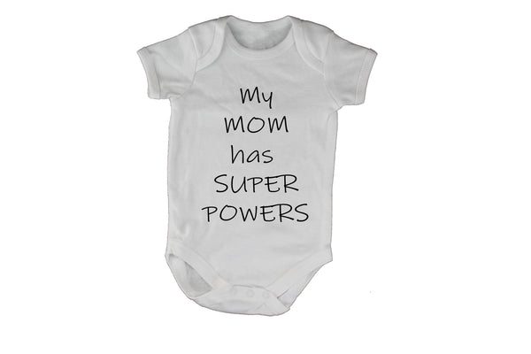 My Mom has Super Powers!