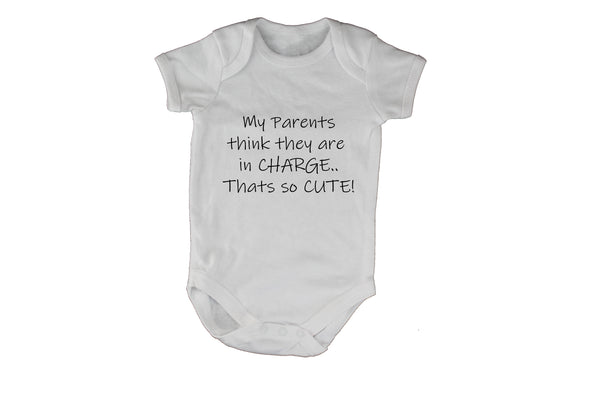My Parents think they are in Charge - Cute! - BuyAbility South Africa