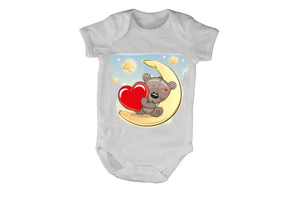 Night Time Valentine Teddy - Baby Grow - BuyAbility South Africa