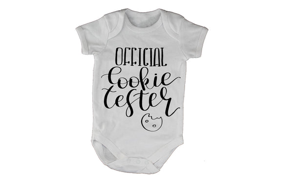 Official Cookie Tester - Christmas - Baby Grow - BuyAbility South Africa