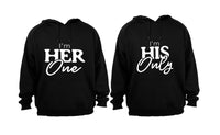I'm Her One, He's my Only - Couples Hoodies (1 Set) - BuyAbility South Africa