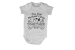Our First Mothers Day Together - Baby Grow