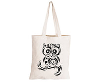 Owl - Eco-Cotton Natural Fibre Bag - BuyAbility South Africa