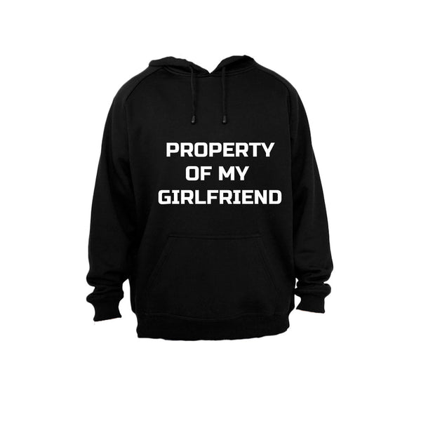 Property of my Girlfriend - Hoodie - BuyAbility South Africa
