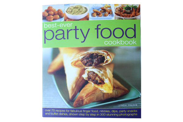 Party Food Cookbook - BuyAbility South Africa