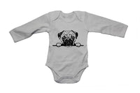 Peeking Pug - Babygrow - BuyAbility South Africa