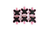 Miniature Pegs with Pink Butterflies - BuyAbility South Africa