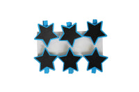 Miniature Pegs with Blue Stars - BuyAbility South Africa