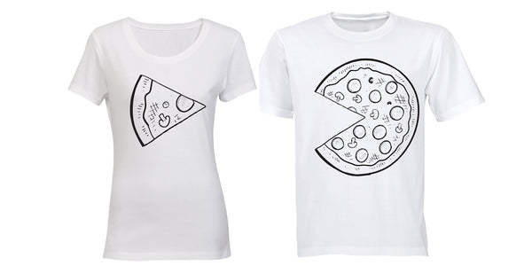 Pizza - Couples Tees