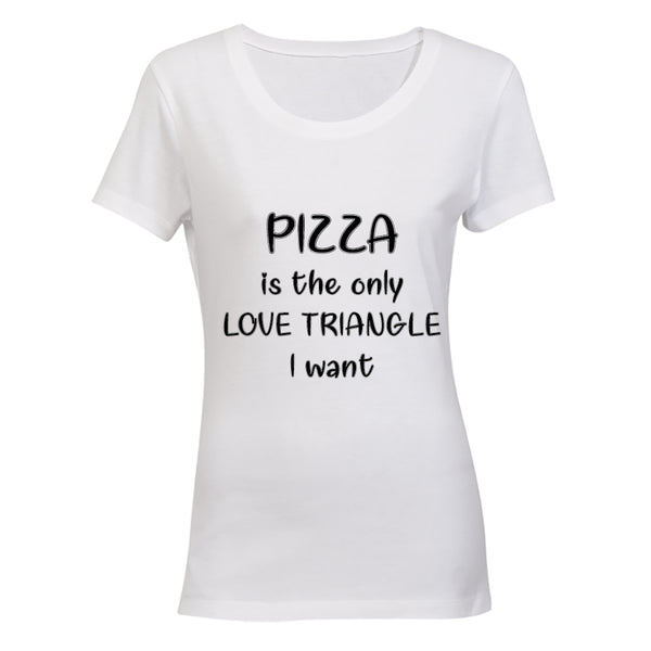 Pizza is the only Love Triangle i want! BuyAbility SA