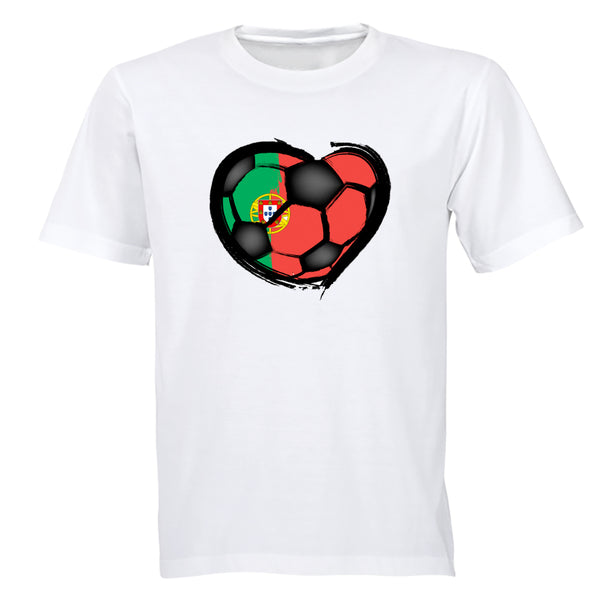Portugal - Soccer Inspired - Kids T-Shirt - BuyAbility South Africa