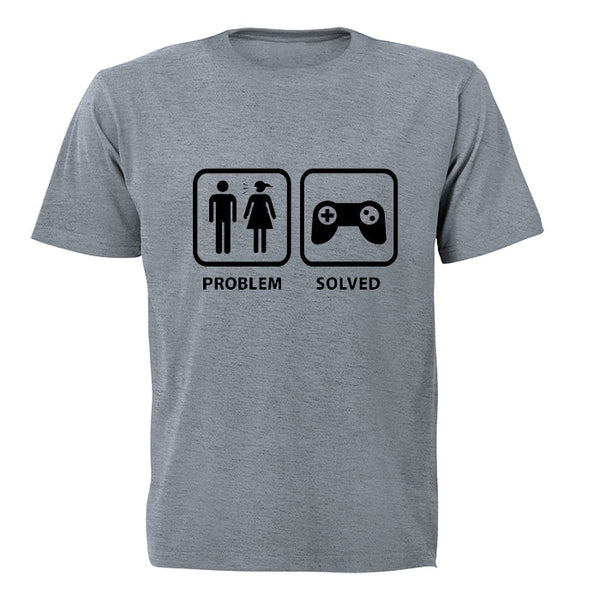 Problem Solved - Gamers!