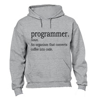 Programmer Definition - Hoodie - BuyAbility South Africa