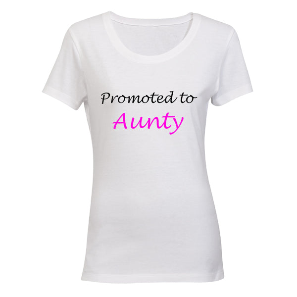 Promoted to Aunty
