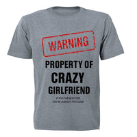 Warning - Property of Crazy Girlfriend!