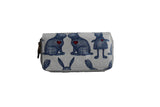 Beige Large Purse with Rabbit Design (200mm x 100mm) - BuyAbility South Africa