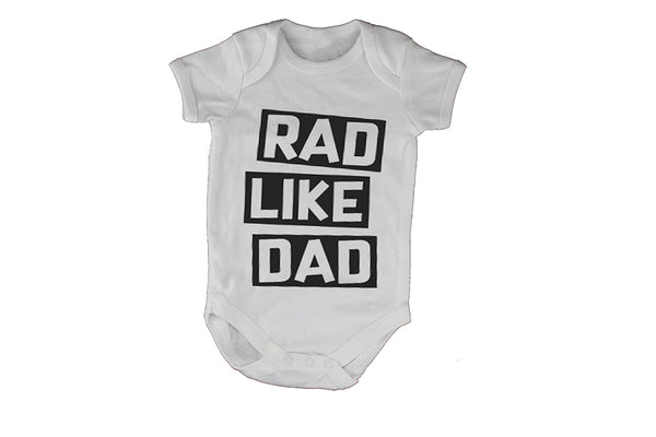 Rad Like Dad!